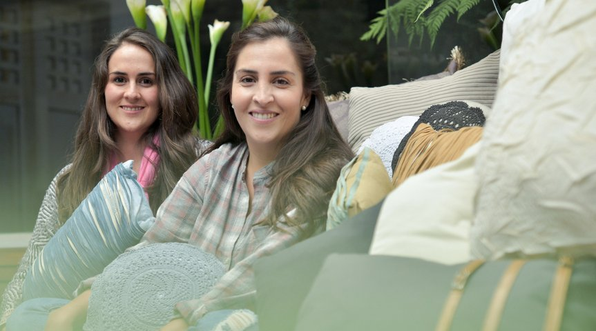 entrevista mujeres emprendedoras Yema Home