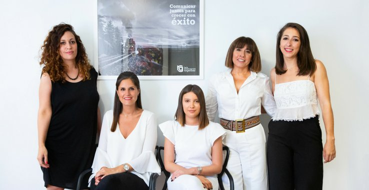 entrevista mujeres emprendedoras Reyes RG Together