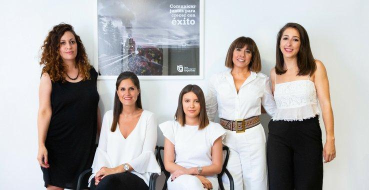 entrevista mujeres emprendedoras Reyes RG Together