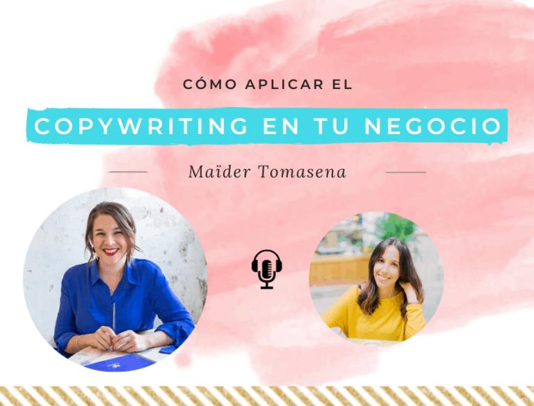 Cómo aplicar el copywriting en tu negocio