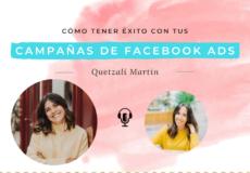 Campañas de Facebook Ads con Quetzali