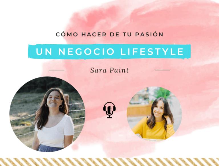 Cómo Sara hizo de su pasión por la ilustración un negocio lifestyle