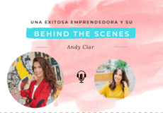 el behind the cenes de la exitosa Andy Clar